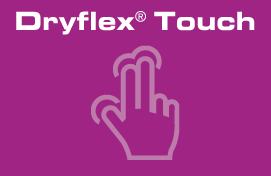 Dryflex Touch - TPEs with a with a silky feel