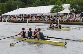 Henley Royal Regatta Success for Kavia's 2K Bow Ball (with a little help from Dryflex TPE!)