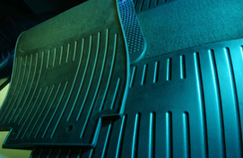 HEXPOL TPE offers solutions for automotive mats