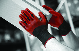 Polyco select Dryflex TPE for award winning gloves