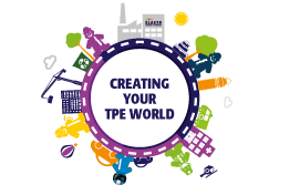 Creating your TPE World at PDM 2015!